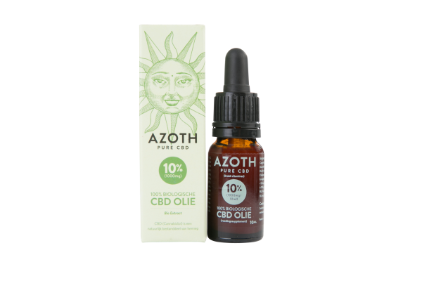 Azoth 10% CBD Oil