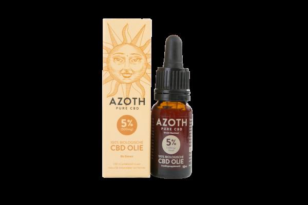 Azoth 5% CBD Oil