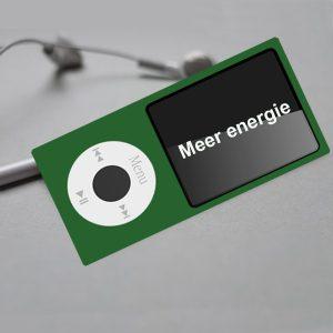 MP3 Meer energie
