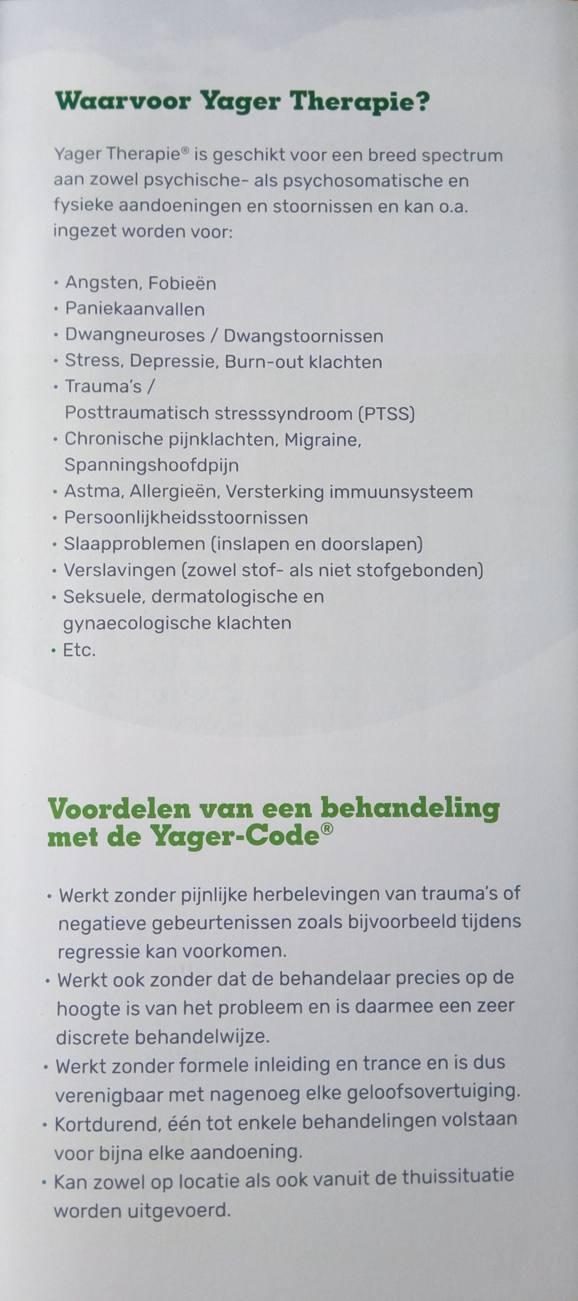 Yager Therapie Pagina 4