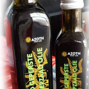 Azoth Hennepzaadolie