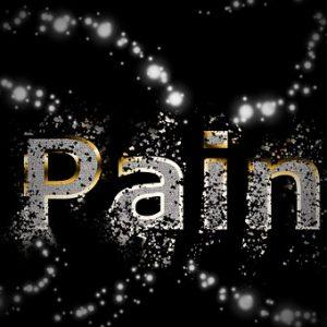 Pijn is niet fijn